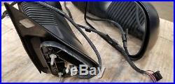 03 04 06 OEM Chevy Silverado GMC Sierra Power Extend Tow Mirrors With Turn Signal