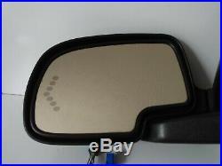 03-06 Sierra Escalade Tahoe POWER HEAT AUTO DIM Mirror Left DRIVER Turn OEM M15R