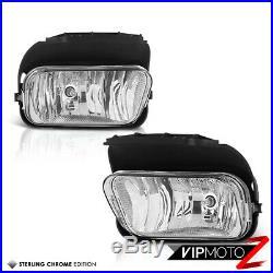 03-06 Silverado Chrome Roof Cab Lamp Fog Lamps Taillamps Turn Signal Headlights