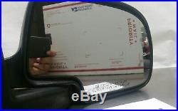 03-06 Tahoe Silverado Side Mirror Turn Signal Power Fold Passenger #566