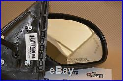 07-08 Chevrolet Silverado GMC Sierra passenger Side View power folding Mirror