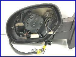 07-14 Suburban LTZ Yukon Cadillac Escalade Left Door Power Mirror Chrome OEM