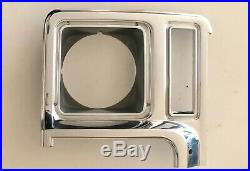 1979 GMC Chevy Truck Headlight Bezel 79 K5 Blazer Jimmy C10 Silverdo C/K Truck