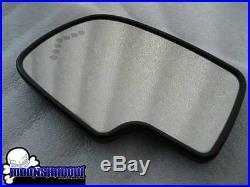 2001 Gm Chevy Silverado C/k 1500 Oem Left Drivers Side Turn Signal Heated Mirror