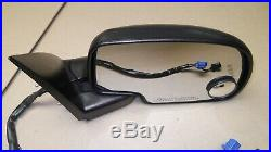 2003-06 Silverado Sierra Oem Passenger Side Power Mirror-turn Signal Fold Rare