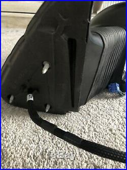 2003-07 Chevy GMC Power Mirror Tow Camper Turn Signal Power Extend APDTY 066782