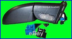2003 2004 2005 2006 GM Truck & Suv Mirror With Glass Turn Signal Driver Side