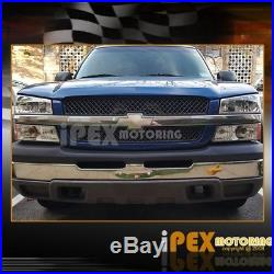 2003-2006 Chevy Silverado Factory STyle 1500 2500HD Headlights With Signal Light
