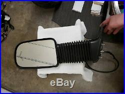 2003-2006 Chevy Silverado Gmc Sierra Left Driver Tow Mirror Power & Turn Signal
