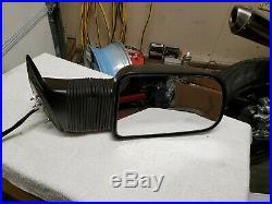 2003-2006 Chevy Silverado Gmc Sierra Right Pass Tow Mirror Power Turn & Signal