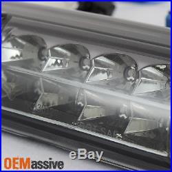 2003-2006 Silverado Sierra Philips Lumiled LED Tube Tail Lights +3rd LED Brake