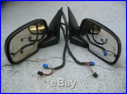 2003-2006 Silverado Tahoe Sierra Yukon DL3 Turn Signal Power Fold Side Mirrors