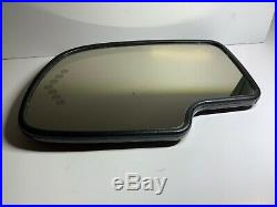 2003 GM CHEVY TAHOE LS LT OEM LEFT DRIVERS SIDE TURN SIGNAL HEATED MIRROR Tested