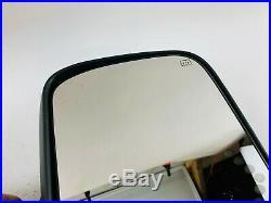 2007 2008 2009 2010 2011 2012 2013 Silverado Sierra 1500 2500 3500 Right Mirror