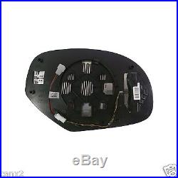 2007-2014 HEATED TURN SIGNAL SIDE MIRROR GLASS with BACKING PASSENGER/ RIGHT SIDE