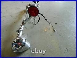 2010 Yamaha V Star 650 Silverado Rear Turn Signal Stay with Reflectors
