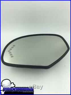 2013 13 Gm Chevy Avalanche Oem Drivers Side Heated Turn Signal Mirror Glass