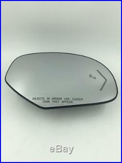 2013 Chevrolet Suburban 1500 SUV Passenger Side Turn Signal Mirror OEM Heated