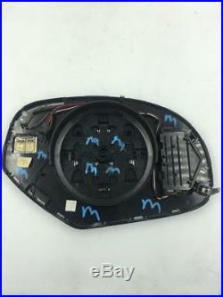 2013 GMC Sierra 1500 2500 3500 Truck Driver Side Turn Signal Mirror OEM Heated