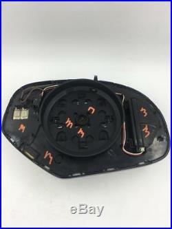 2014 14 Gm Gmc Yukon Denali XL Oem Drivers Side Heated Turn Signal Mirror Glass