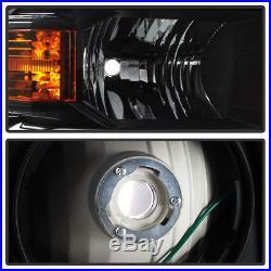 2014-2015 Chevy Silverado 1500 withBlack Trim Headlight Headlamp RH Passenger Side