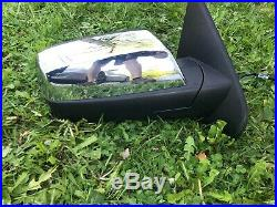 2014-2019 Chevy Gmc Gm Diesel Gas Oat Right Passenger Side Mirror Dl3 Oem Truck