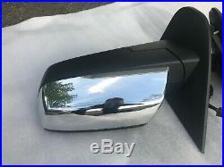 2014-2019 Gmc Chevy Suv Truck Oem Mirror Gm Diesel Gas Left Driver Side Dl3 Led