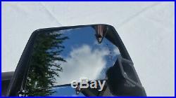 2015-2018 Chevy Silverado Gmc Sierra Right Passenge Tow Mirror Power Turn Signal