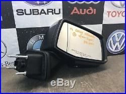 2019 CHEVY SILVERADO RIGHT SIDE MIRROR With TURN SIGNAL USED OEM