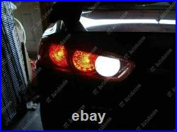 2X Back Up Reverse Light Bulb 10-SMD 7443 7440 LED Lamps 6000K Extremely Bright