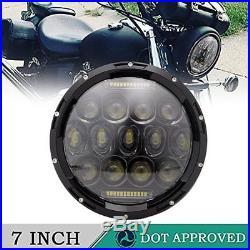 7 Headlight LED Turn Signal For Yamaha V-Star XVS 650 950 1100 Custom Silverado