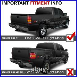 99-02 Chevy Silverado FACTORY STYLE Rear LH+RH Replacement Brake Tail Light