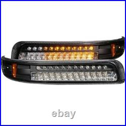 Anzo 511055 Parking Light Assy LED Amber Reflector For 01-02 Silverado 3500 NEW