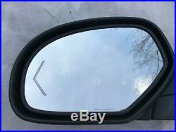 Chevy Gmc Truck Suv Gm Left Driver Side Mirror 07 08 09 10 11 12 13 Dl3 Oem Lh