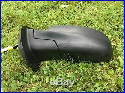 Chevy Gmc Truck Suv Gm Left Drivers Side Mirror 07 08 09 10 11 12 13 14 Dl3 Oem
