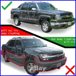 Chrome Headlights+Bumper Signal Lights Left+Right For 03-06 Silverado Avalanche