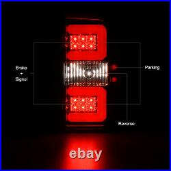 Factory Red OLED Tube 2016-2018 Silverado Rear Parking Signal Light Tail Lamp