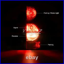 For 03-06 Chevy Silverado Factory Style Red Brake Signal Tail Light Left+Right