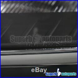 For 2014-2015 Chevy Silverado 1500 Black Turn Signal Lamps Headlights