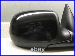 GM Truck Right Side Mirror Heated Turn Signal Power Folding Puddle Lamp 88980722