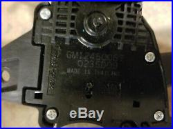 GM Turn Signal/ Cruise Control GM #12450067