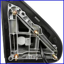 L Driver SidePower+Heated LED Signal Towing Mirror for 14-18 Silverado/Sierra