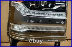 Mint! 16 17 18 Chevrolet Silverado 1500 Right RH Full LED Headlight OEM