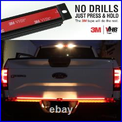 NEW Syneticusa 60 Tailgate LED Rigid Light Bar Sequential Flowing Turn Signal