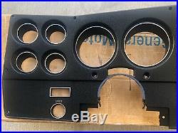 NOS GM 1973-77 Chevy GMC Truck Instrument Panel Bezel 73-77 K5 Blazer Jimmy C10
