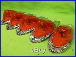 NOS Vintage Cab Clearance Lights Dodge Ford Chevrolet GMC IHC