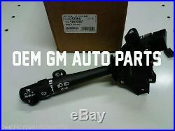 New OE 2003-2006 Tahoe Yukon Steering Column Switch Hazard Light Washer 12450067