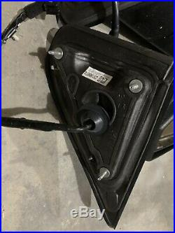 OEM Silverado Power, Heated And Turn Signal Equipped Mirrors