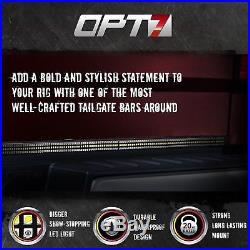 OPT7 60 Tailgate 1200 LED Bar Sequential Turn Signal Brake Light for RAM