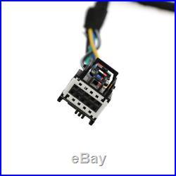 Pair Power Heated LED Turn Signal Tow Mirrors for Chevy Silverado Sierra 07-13